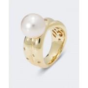 Pfeffinger Ring MK-Perle 11 mm weiss female 19