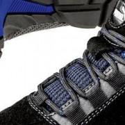 PUMA Safety Bezpečnostní obuv S3 PUMA Safety Rio Black Low 642750-40, vel.: 40, černá, modrá, 1 pár