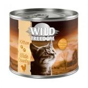 Wild Freedom Kitten 6 x 200 g - Wide Country - Kalf & Kip