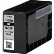 Canon inktcartridge PGI-1500XL BK, zwart