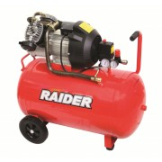 Compresor, cu ulei, 2200 W, 100 l, 310 l/min, 8 bar, monofazat RD-AC03