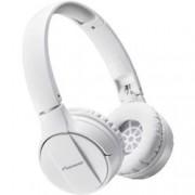 Pioneer Bluetooth® sluchátka On Ear Pioneer SE-MJ553BT-W 1500241, bílá
