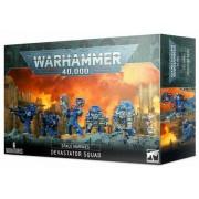 Warhammer 40.000 - AA Space Marine Devastator Squad