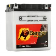 Banner YB3L-B Bike Bull motorkerékpár akkumulátor - 50313