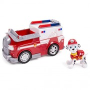 Paw Patrol Marshalls Fire Truck And Action Figure