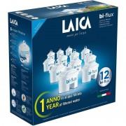 Laica Bi-flux Pack 12 Filtros para Jarros de Filtro Laica