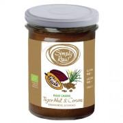 Crema Raw cu Alune Tigrate si Cacao Bio 170gr Simply Raw