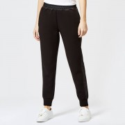Guess Women's Claudia Sweatpants - Jet Black - L - Black