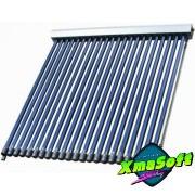 Panou solar cu 24 tuburi vidate WESTECH