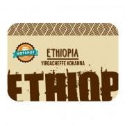 Hotspot Ethiopia Yirgacheffe Kokanna Microlot 1kg cafea proaspat prajita