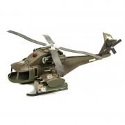 Macheta elicopter de armata, obiect decorativ
