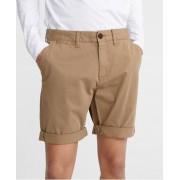Superdry International Chino Shorts 28 braun