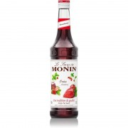 Monin Strawberry smaksirap 700 ml