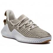 Обувки adidas - AlphaBounce Trainer M D96705 Rawwht/Ftwwht/Rawdes