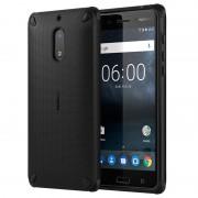 Capa para Nokia 6 - Rugged Impact CC-501 - Preto