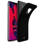 Saii Premium Anti-Slip Huawei Mate 20 Pro TPU Case - Zwart
