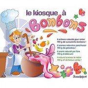 Sentosphere - Le Kiosque Bonbons