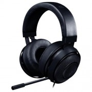HEADPHONES, RAZER Kraken Pro V2, Analog Gaming Headset, Microphone, Black (RZ04-02050400-R3M1)