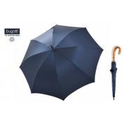 Dáždnik Bugatti® Knight AC - palicový , pánsky modrý