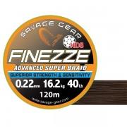 Fir Textil Savage Gear Finezze HD8, 120m
