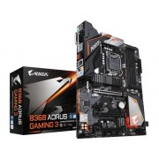 Gigabyte Placa Base GIGABYTE B360 Aorus Gaming 3 Wifi