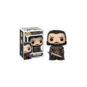 Jon Snow Com Longclaw / Garralonga - Funko Pop Game Of Thrones