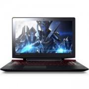 Лаптоп LENOVO Y700-15ISK / 80NV00U2BM, 15.6 инча FHD, Intel Core i7-6700HQ, NVIDIA GeForce GTX 960M, 16GB, 1TB+512GB SSD, Черен