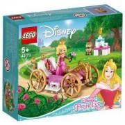 Конструктор Лего Дисни Принцеси - Кралската каляска на Аврора, LEGO Disney Princess 43173