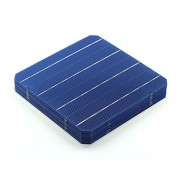 VIKOCELL 40Pcs 156MM Monocrystalline Silicon 6x6 Solar Cells 5W for DIY Solar Panel
