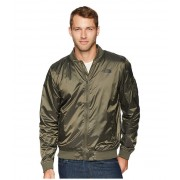 The North Face Meaford Bomber II Shiny New Taupe Green