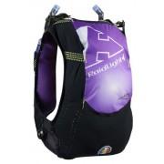 jogging vesta Raidlight sensibil 10L vestă Negru / violet