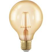 LED FÉNYFORRÁS E27 G80 4W GOLD AGE VINTAGE