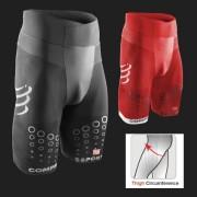 Pantaloni alergare Compressport Racing Trail Running Short