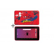 """eSTAR Themed Tablet Spider Man 7"""" ARM A7 QC 1.2GHz/1GB/8GB/0.3MP/WiFi/Android 7.1/SpiderMan Futrola"""