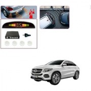 Auto Addict Car White Reverse Parking Sensor With LED Display For Mercedes Benz NA