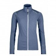 Ortovox Fleece Light Grid Jacket Damen Blau XL