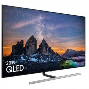 "Samsung QE65Q80RAT 65"" QLED 4K HDR Smart Television - Silver"
