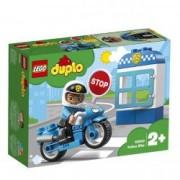 LEGO DUPLO Motocicleta de politie 10900 pentru 2+