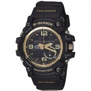 G-Shock Analog-Digital Black Dial Mens Watch-GG-1000GB-1ADR (G683)