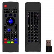 Mx3-m Air Mouse Teclado Inalambrico 2.4g Control Remoto Con Micrófono Para Android Tv Box / Mini Pc