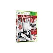 Game Batman Arkham City - Goty Edition - Xbox 360
