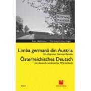 Dictionar german-roman din Austria - Ioan Lazarescu
