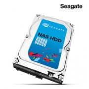 Seagate NAS 4TB 64MB SATA III 3.5in HDD
