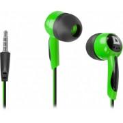 Наушники Defender Basic 604 Black-Green 63607