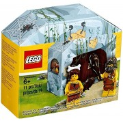 LEGO Minifig primitive person Iconic Cave Set Caveman & Cavewoman 5004936 [Parallel import goods]