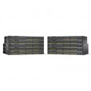 Cisco Catalyst 2960-X 24 GigE PoE 110W, 2xSFP + 2x1GBT, LAN Base