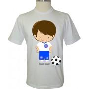 Camiseta Menino Esporte Clube Bahia - Coleção Futebol