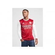 adidas Arsenal FC 2020/21 Longsleeve Home Shirt Heren - Active Maroon / White/White - Heren
