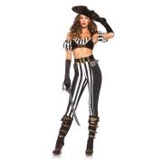 Leg Avenue kostim za maskenbal ženski pirat LEGAV05761