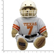 "Texas Longhorns Medium 12"" Plush Bear 10969"